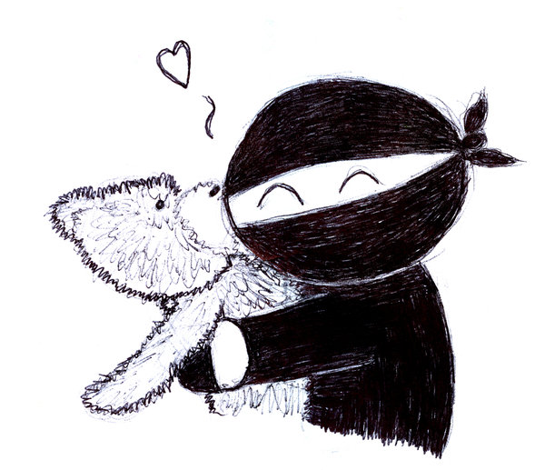 Happy_Ninja__Teddy_Bear_by_KamiNeko98