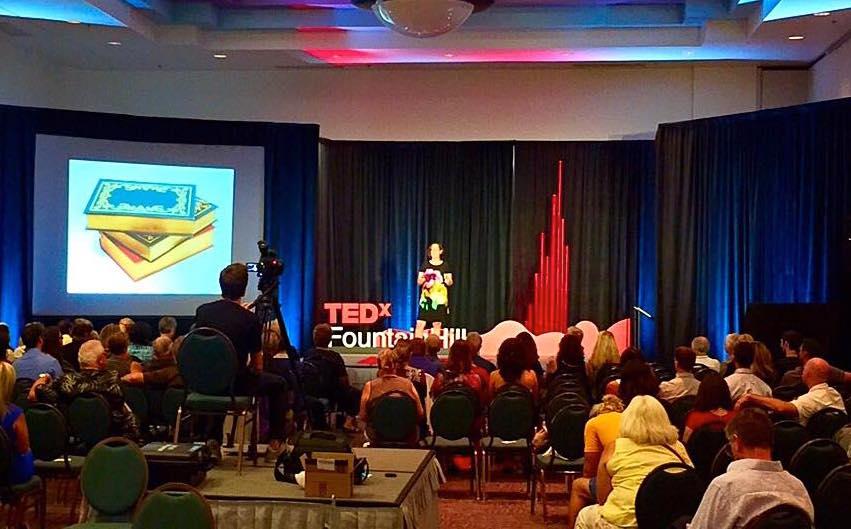 Story Sari TedX