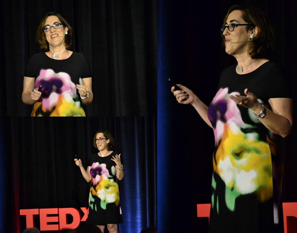 Sari TedX Collage